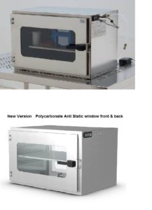 Bench-Top N2 Desiccator - with built in RH% sensor