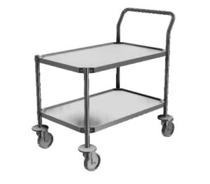 Cleanroom Trolleys - Solid