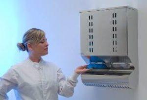 Cleanroom Dispenser 2-160