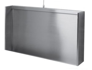 Floor Recessed Slab Urinal-155