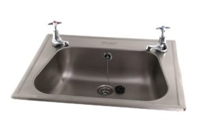 Inset Wash Basin - Rectangular 1