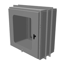 Pass-through Cabinets