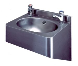 Security Wash Basin