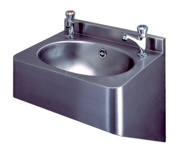 Security Wash Basin
