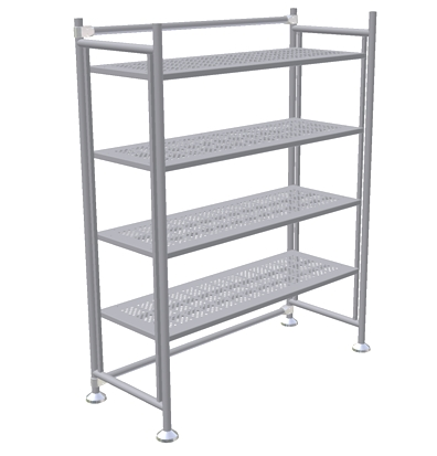 shelving units on leveler legs cleanroom equipment rh cleanroomequipment ie clean room wire shelving clean room wire shelving