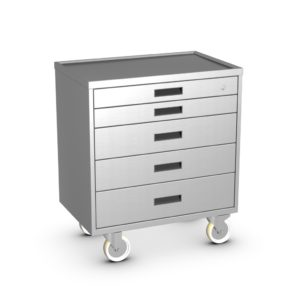 Tool Cart - 5 Drawers