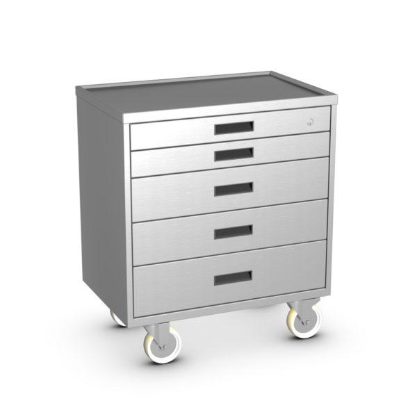 Tool Cart - 5 Drawers