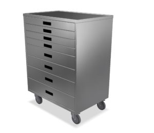 Tool Cart - 8 Drawers