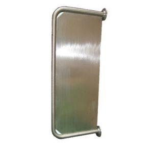 Urinal Divider Panel