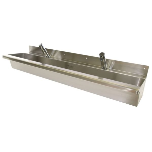 Wall Mounted Compact Wash Trough 2