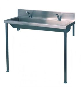 Wall Mounted Wash Trough Taplanding 302