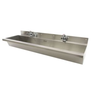 Wall Mounted Wash Trough Taplanding 305 1