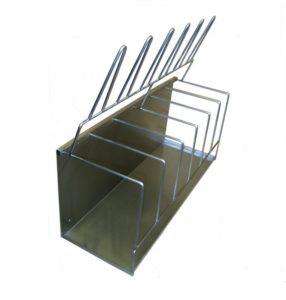 BOTTLE / BED PAN RACK-526