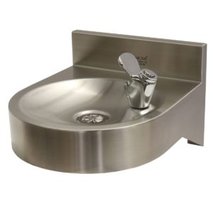 WALL MOUNTED DRINKING FOUNTAIN - NSF-1085