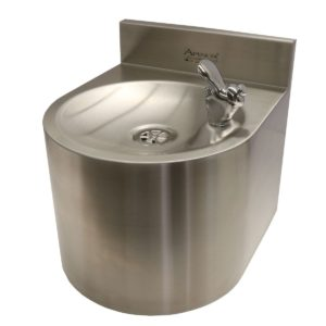WALL MOUNTED DRINKING FOUNTAIN - WRAS-1044