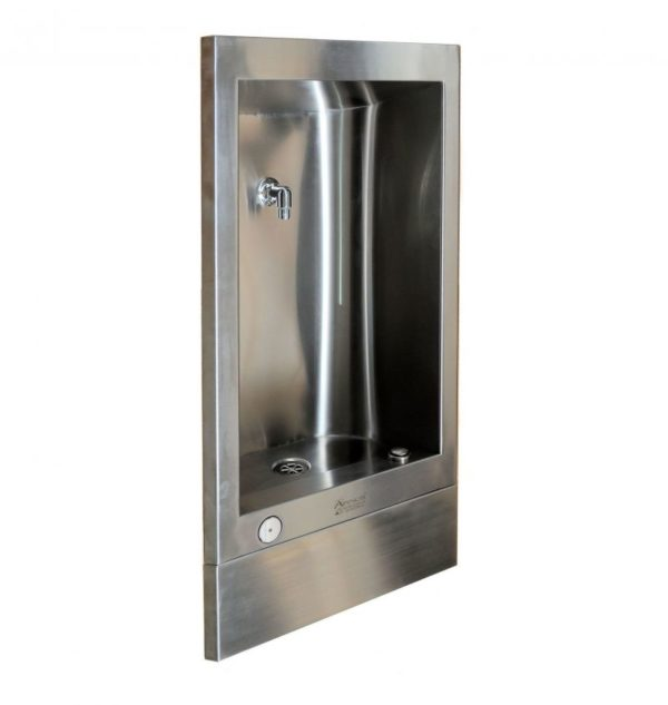 WALL RECESSED BOTTLE FILLING FOUNTAIN-1098