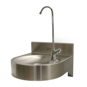 WALL MOUNTED BOTTLE FILLING FOUNTAIN-1092