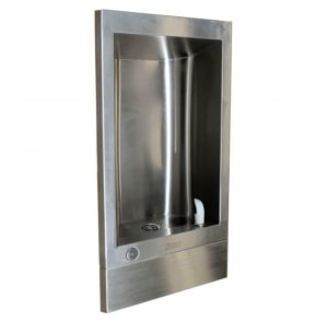 WALL RECESSED DRINKING FOUNTAIN-1054