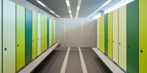 LOCKER SYSTEM | IXOS P - Cloackroom Locker-1164