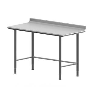 Hygienic Design Work Table, Insert, U-Strut -996