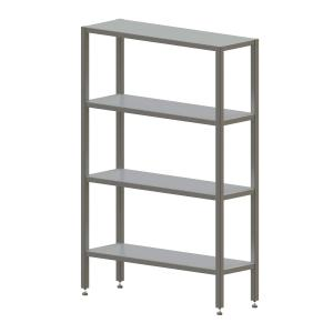 Hygienic Design Shelf Double-Shelled -993