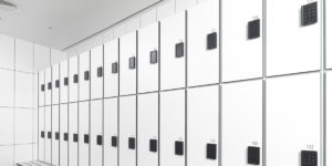 LOCKER SYSTEM TYPE R - Personal Locker-1203