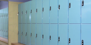 LOCKER SYSTEM TYPE S - Cloakroom locker -1167