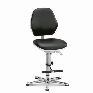 Cleanroom Swivel Chair Increased -983