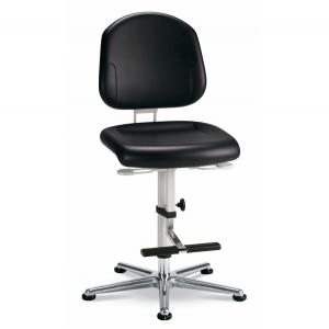 Cleanroom Swivel Chair Plus Increased -981
