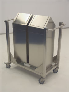 Cleanroom Waste System -925